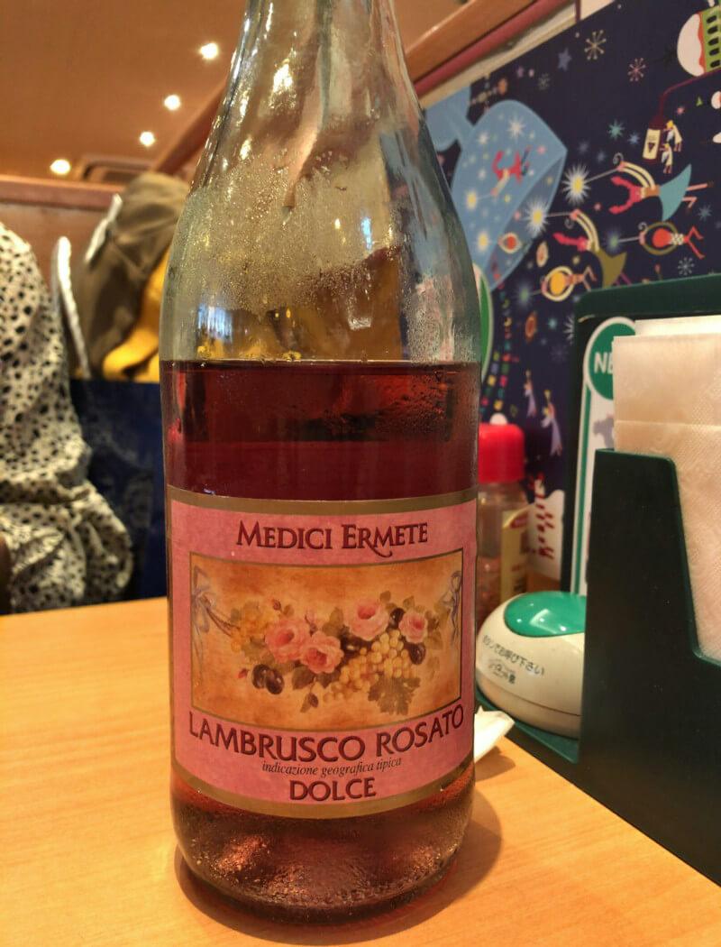 サイゼリアのランブルスコはコスパ最強!安く美味しく飲めるワイン